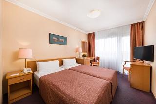 Standard dvojposteľová izba