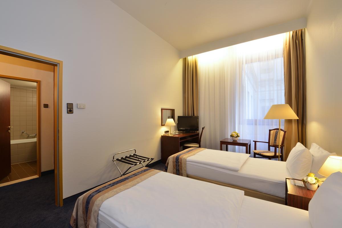 Štandardná dvojposteľová izba