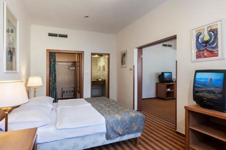 Apartmán s dvoma spálňami
